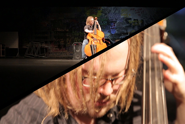 Brad Pearson: Douglas College music student