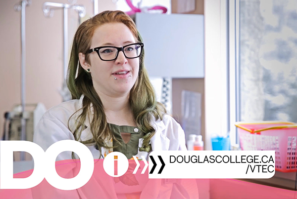 Douglas College Veterinary Technology program