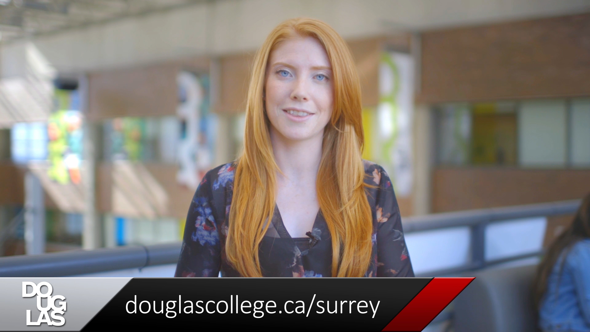 Douglas College Surrey Ad Campaign 20 Second Spot