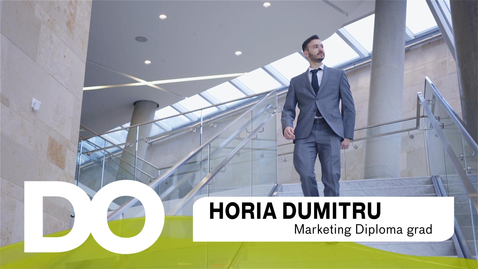 Douglas College Student Showcase – Horia Dumitru
