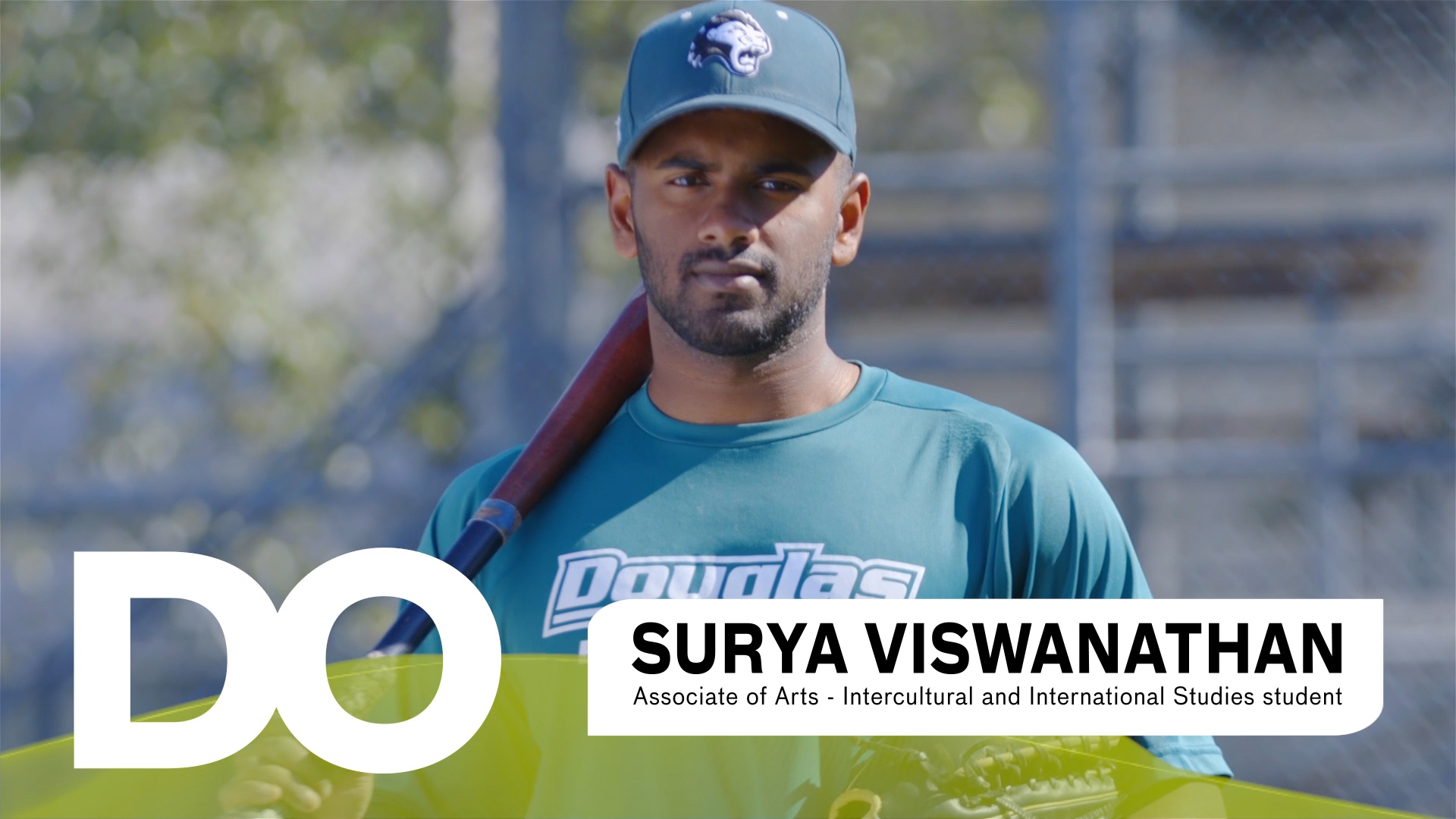 Douglas College Student Showcase – Surya Viswanathan