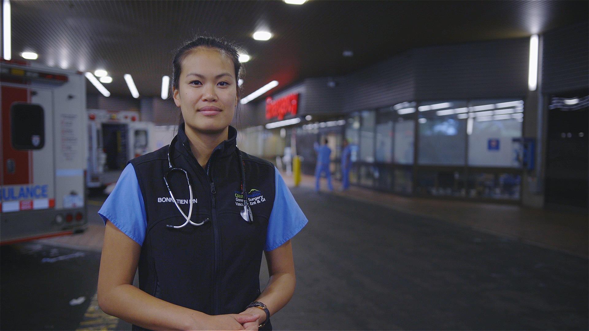 Douglas College Student Profile – Nursing